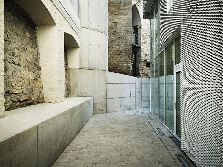 Empereur / Architectes Associés, © Renaud Callebaut