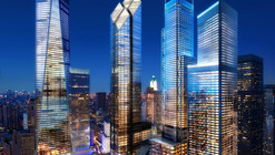 Insiders Tip BIG to Redesign Foster + Partners' World Trade Center 2 Tower