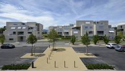 "Housing and Urban Planning of ""Grand-Pré"" Neighbourhood / Luscher Architectes"