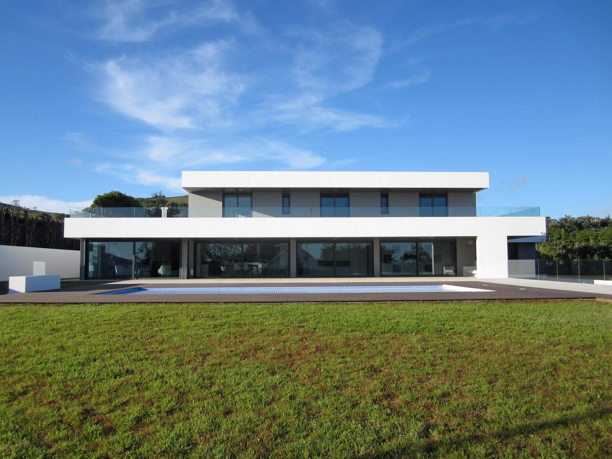 Galeria de Moradia Torreão  Piso 1 Arquitectos  1