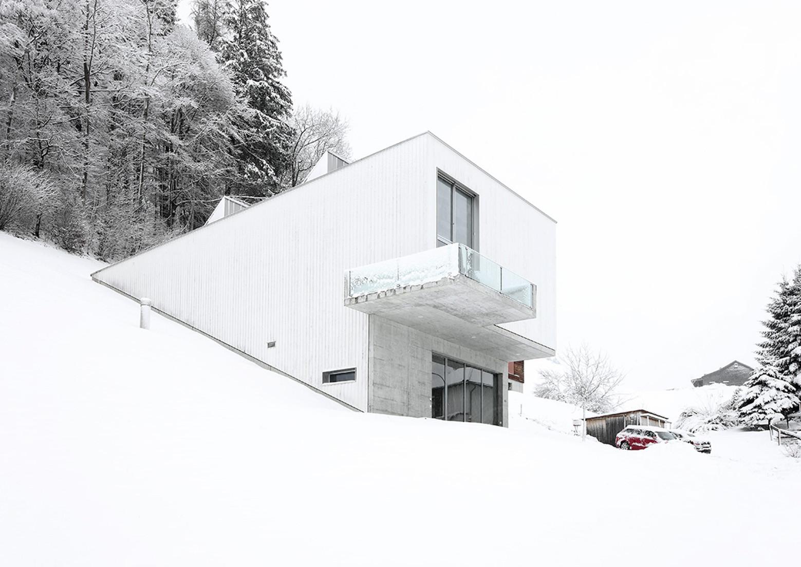 Atelier Albert Oehlen / Abalos + Sentkiewicz + Enguita&Lasso de la Vega, © José Hevia