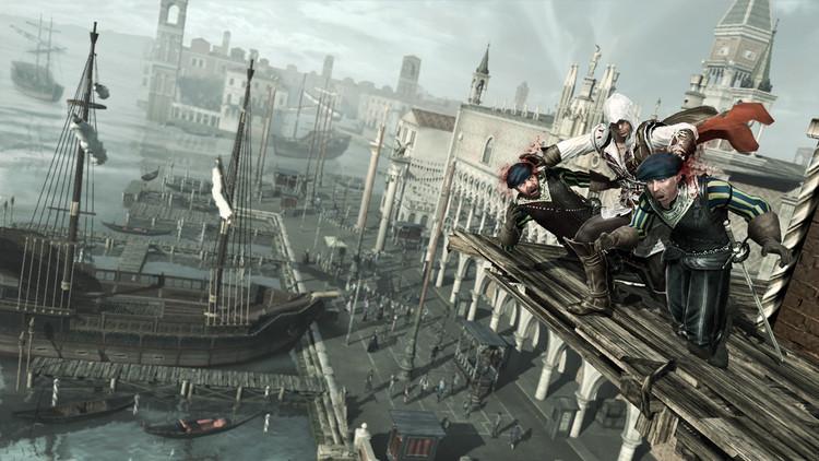 <b>Assassin&#39-s Creed 2</b> Concept <b>Art</b> HD desktop wallpaper : Widescreen ...
