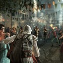 Carnival in Venice: wardrobes and masks. Image © Ubisoft Montreal