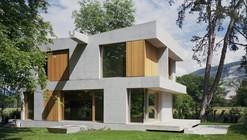 Villa Sandmeier  / Lacroix Chessex Architects