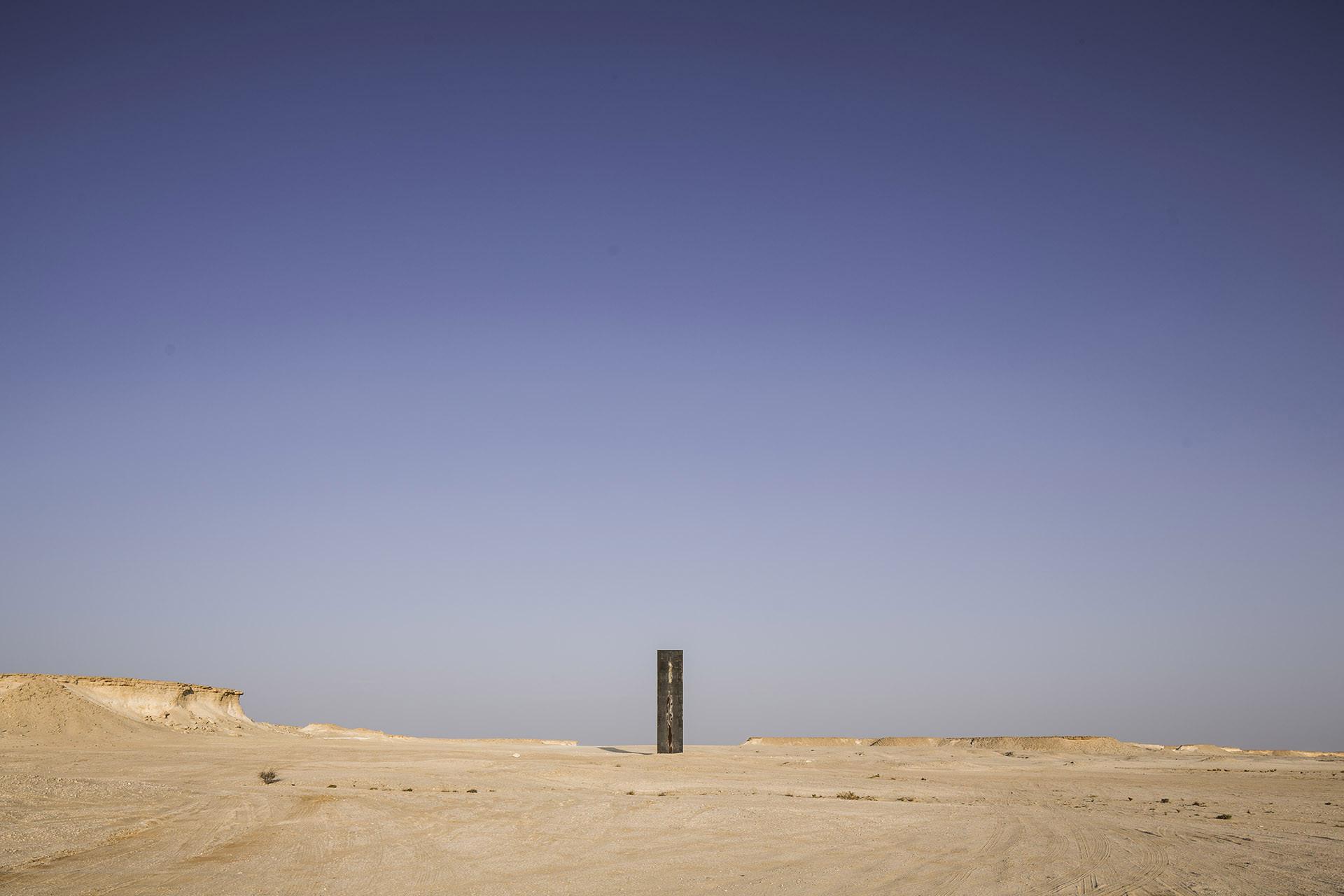 """East-West/West-East"" / Richard Serra. Image © Nelson Garrido"