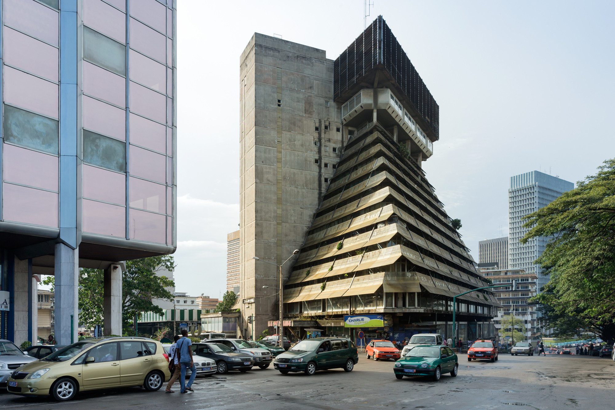 "Vitra Design Museum's Manuel Herz On The ""Heroic"" Modern Architecture Of Africa, La Pyramide, Abidjan (Côte d'Ivoire), by Rinaldo Olivieri, 1973. Image © Iwan Baan"