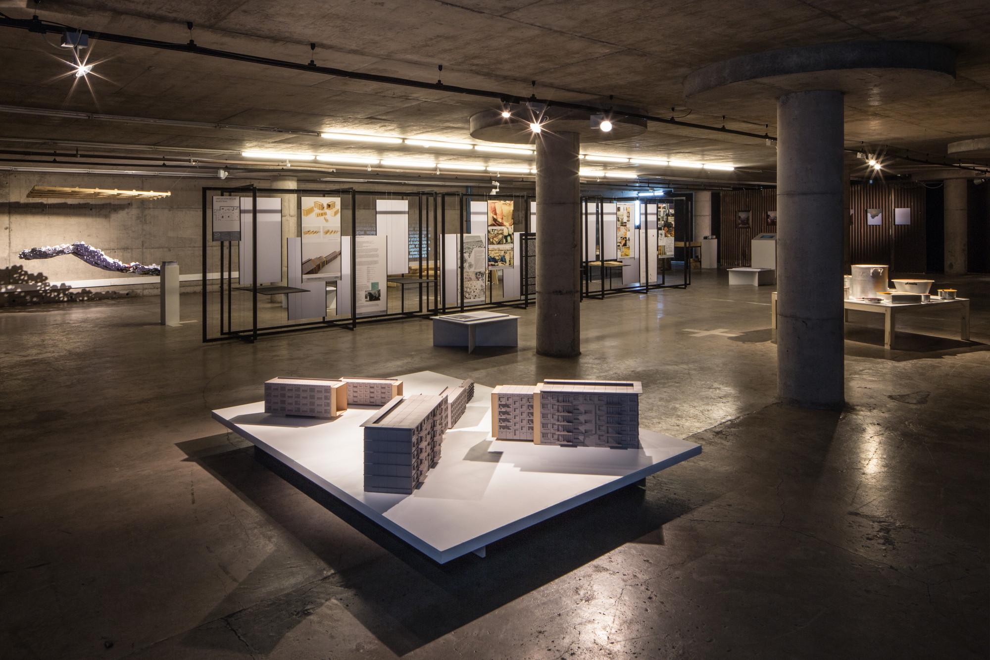 Work in Progress / Valparaíso entre el Arte, la Arquitectura y el Diseño, Alonso+Palmarola. Image © Francisco Ibáñez