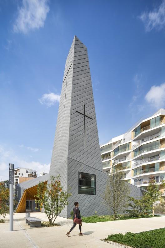 Ensemble Pastoral Catholique / Atelier d'Architecture Brenac-Gonzalez, © Sergio Grazia