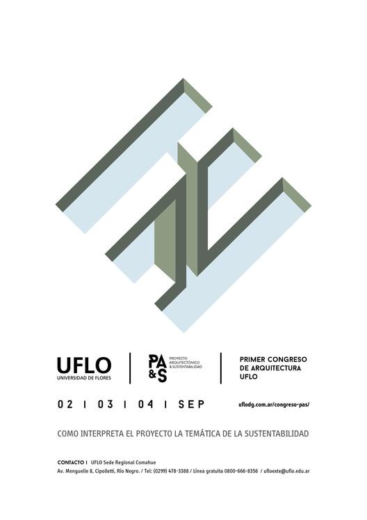 Convocatoria: Congreso de Arquitectura UFLO 2015 / Cipolletti