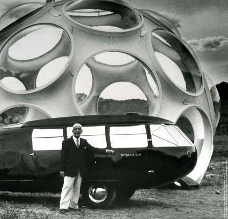 Car Talk Deems Buckminster Fuller's Dymaxion Car a Complete Failure , via ArchDaily