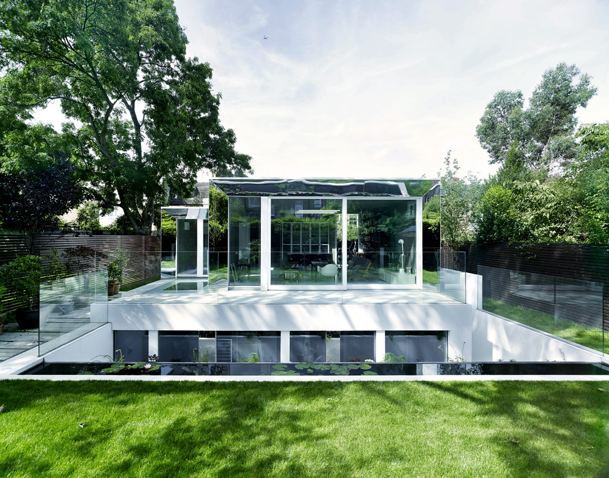 The Covert House / DSDHA, © Christoffer Rudquist