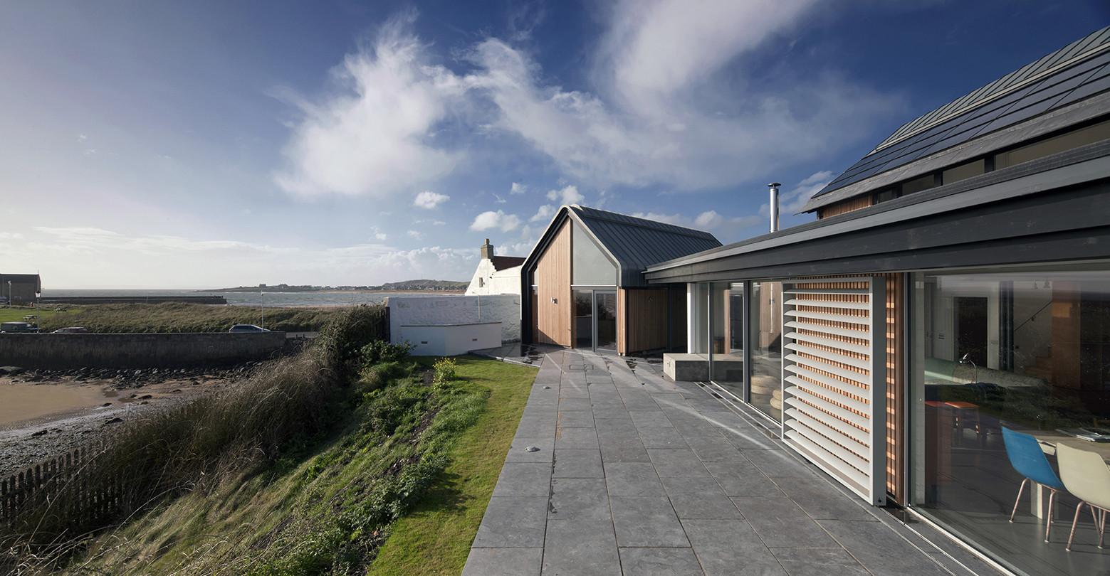 Casa en Elie / WT Architecture , © David Barbour