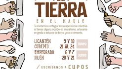 Taller gratuito 'Murales de tierra en el Maule' / Chile