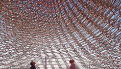 UK Pavilion - Milan Expo 2015 / Wolfgang Buttress