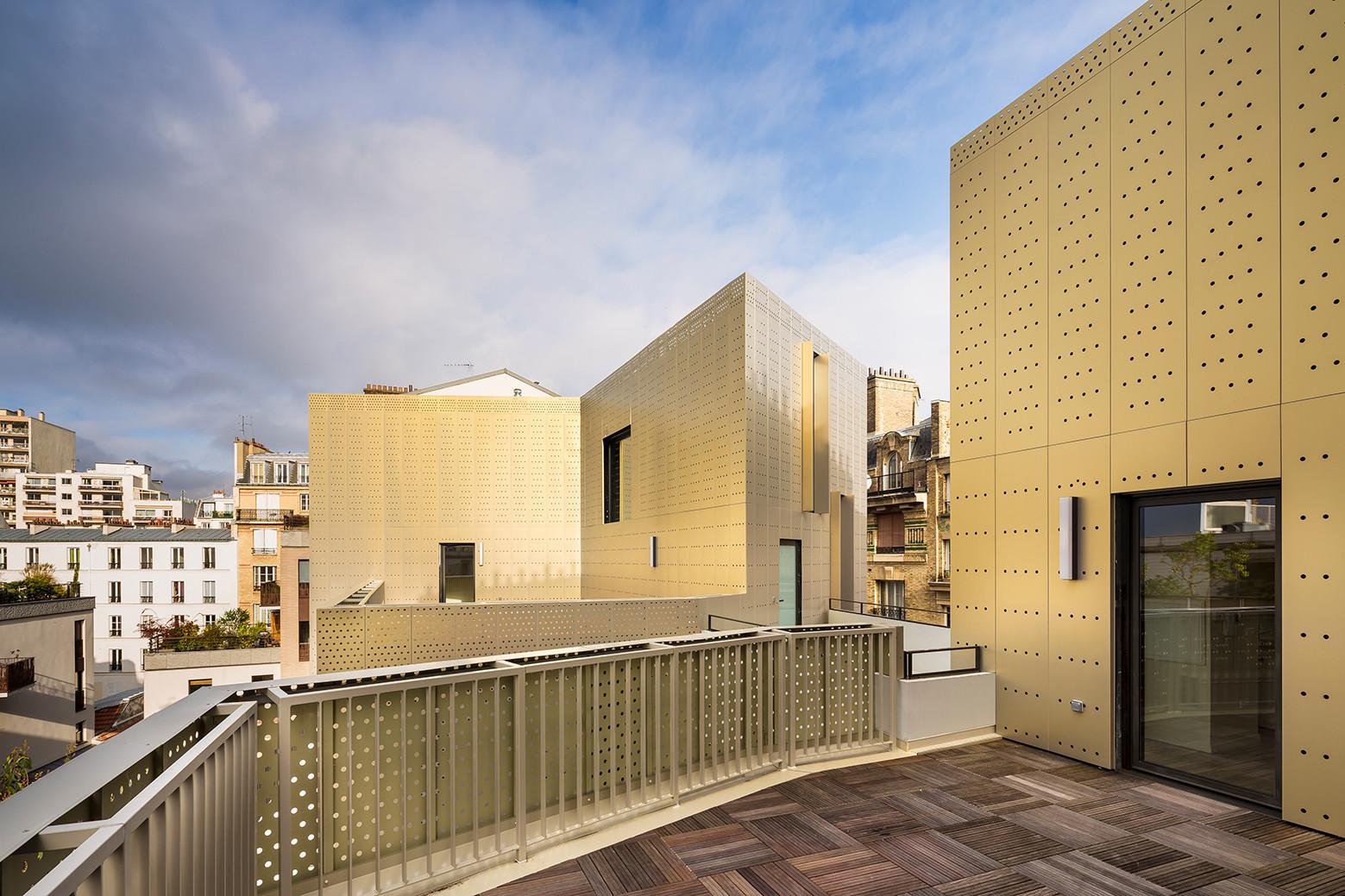 Passage de melun ga tan le penhuel architecture archdaily for Le architecte