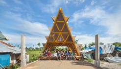 Disaster Responsive Shelter / Urban Intensity Architects + TAArchitects + Kyungsub Shin