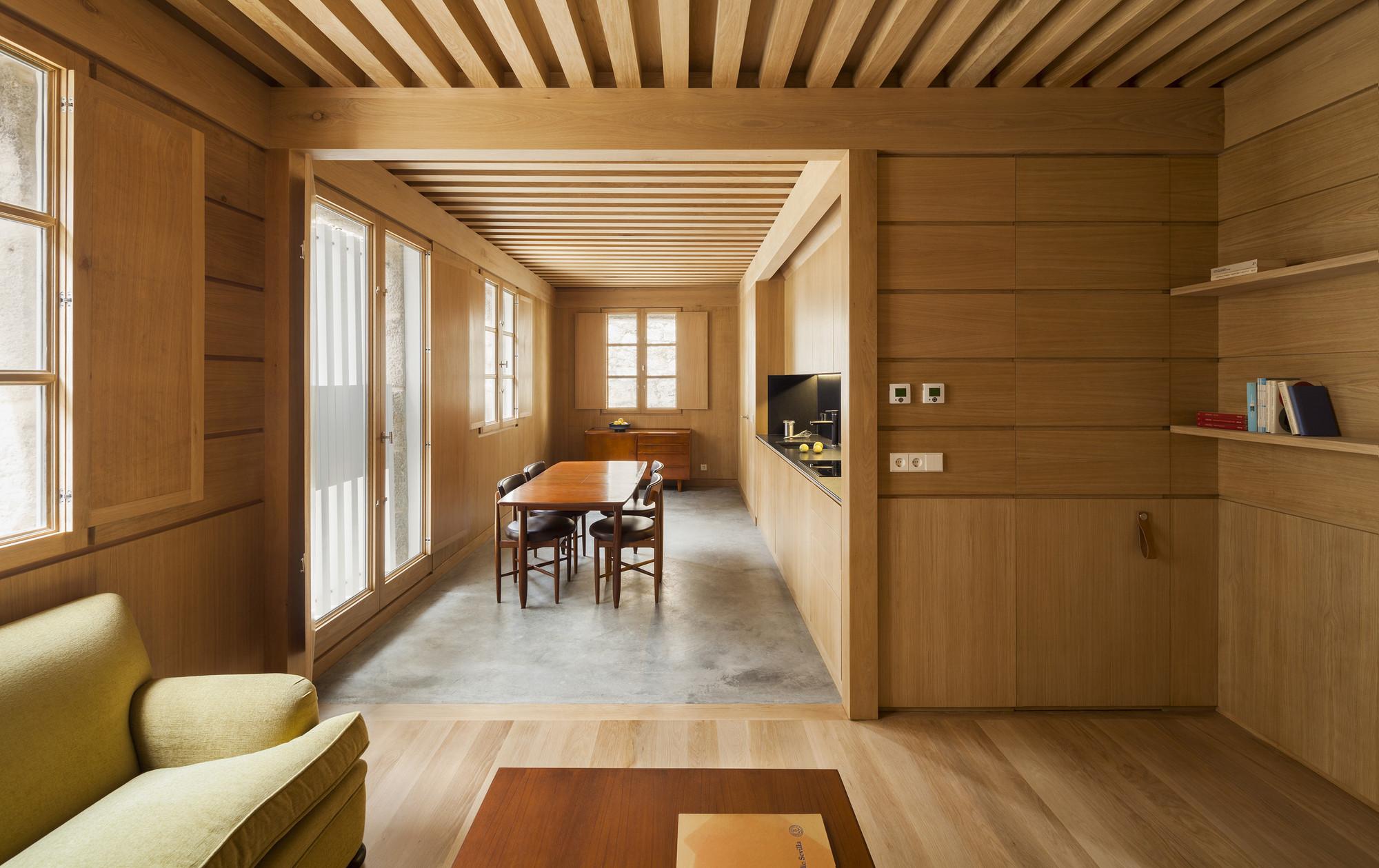 Casa aguirre en bayona carrascal blas plataforma - Arquitectos en pontevedra ...