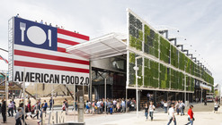 USA Pavilion  - Milan Expo 2015 / Biber Architects