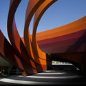 Design Museum Holon / Ron Arad Architects. Image © Ron Arad Architects