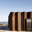 Third Wave Kiosk / Tony Hobba Architects. Image © Rory Gardiner