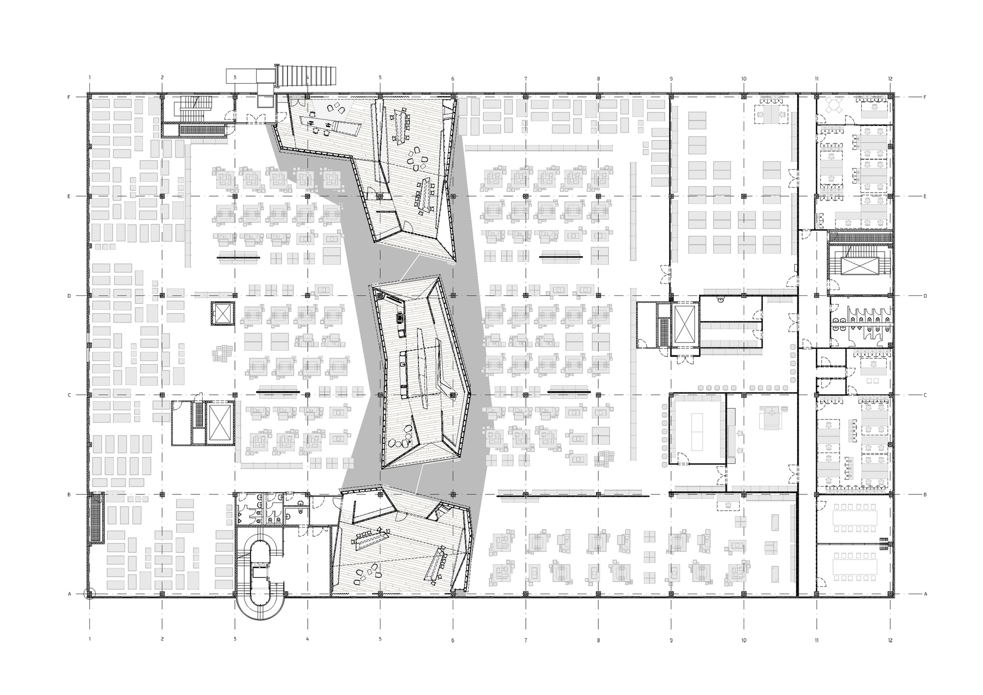 Kreativlabs sch ne r ume architektur innenarchitektur for Architektur layouts