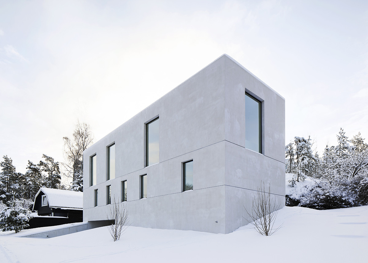 Villa Mörtnäs / Fourfoursixsix Architects, © Johan Dehlin