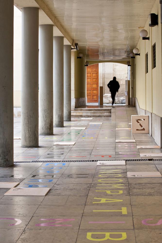 Galería de intervención urbana: las 7 instalaciones de concéntrico ...