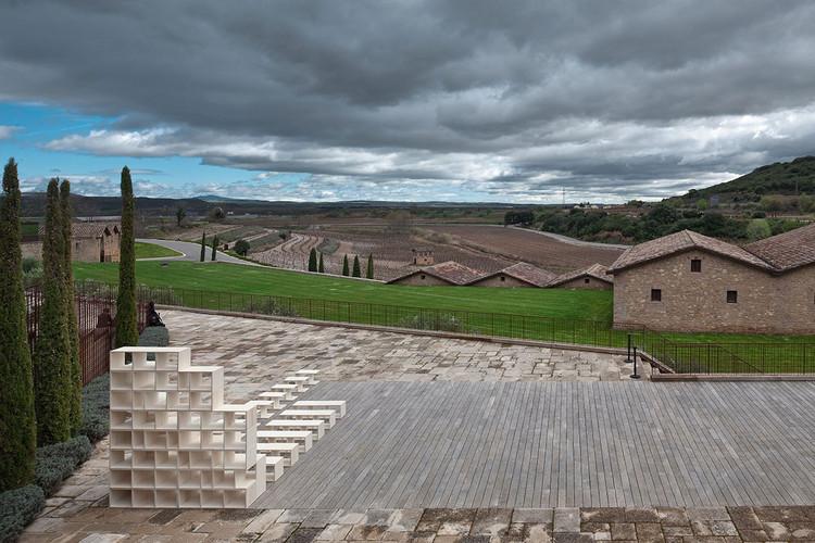 Hevia & Bayo, Concéntrico Festival de Arquitectura y Diseño de Logroño, Bodega Marqués de Murrieta. Image © Josema Cutillas