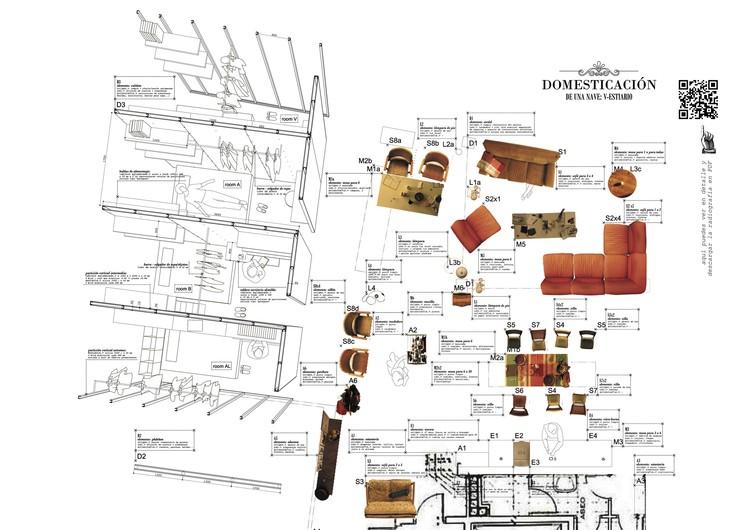 """""""Diary of an architect"""" por Verónica Francés Tortosa. Image vía Archiprix Internacional"""