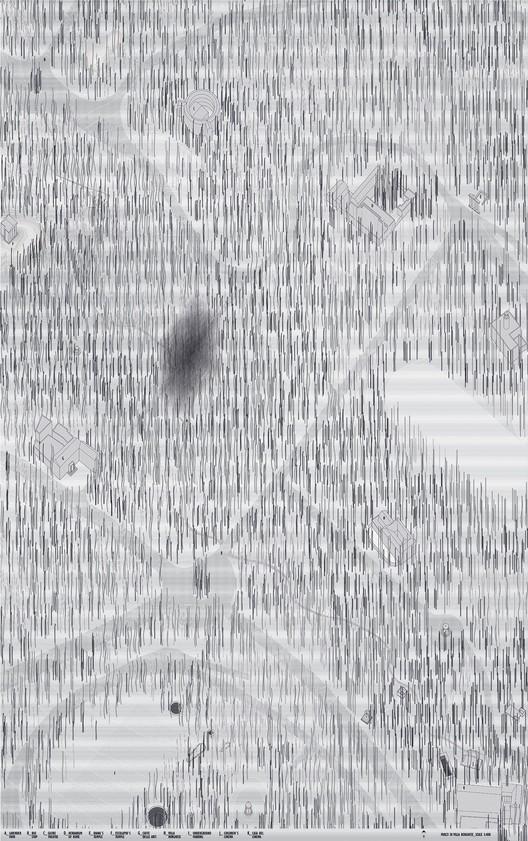 """""""Recording and Projecting Architecture"""" por Filippo Doria. Image vía Archiprix Internacional"""