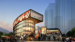 Sunlay Design Group's Folklore-Inspired Retail Center Will Soon Rise in China