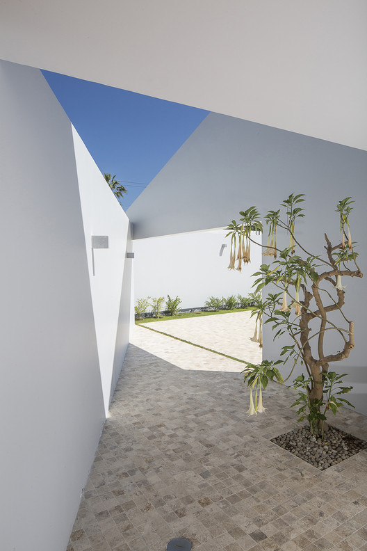 Casa Patios / Riofrio+Rodrigo Arquitectos, Courtesy of Riofrio+Rodrigo Arquitectos