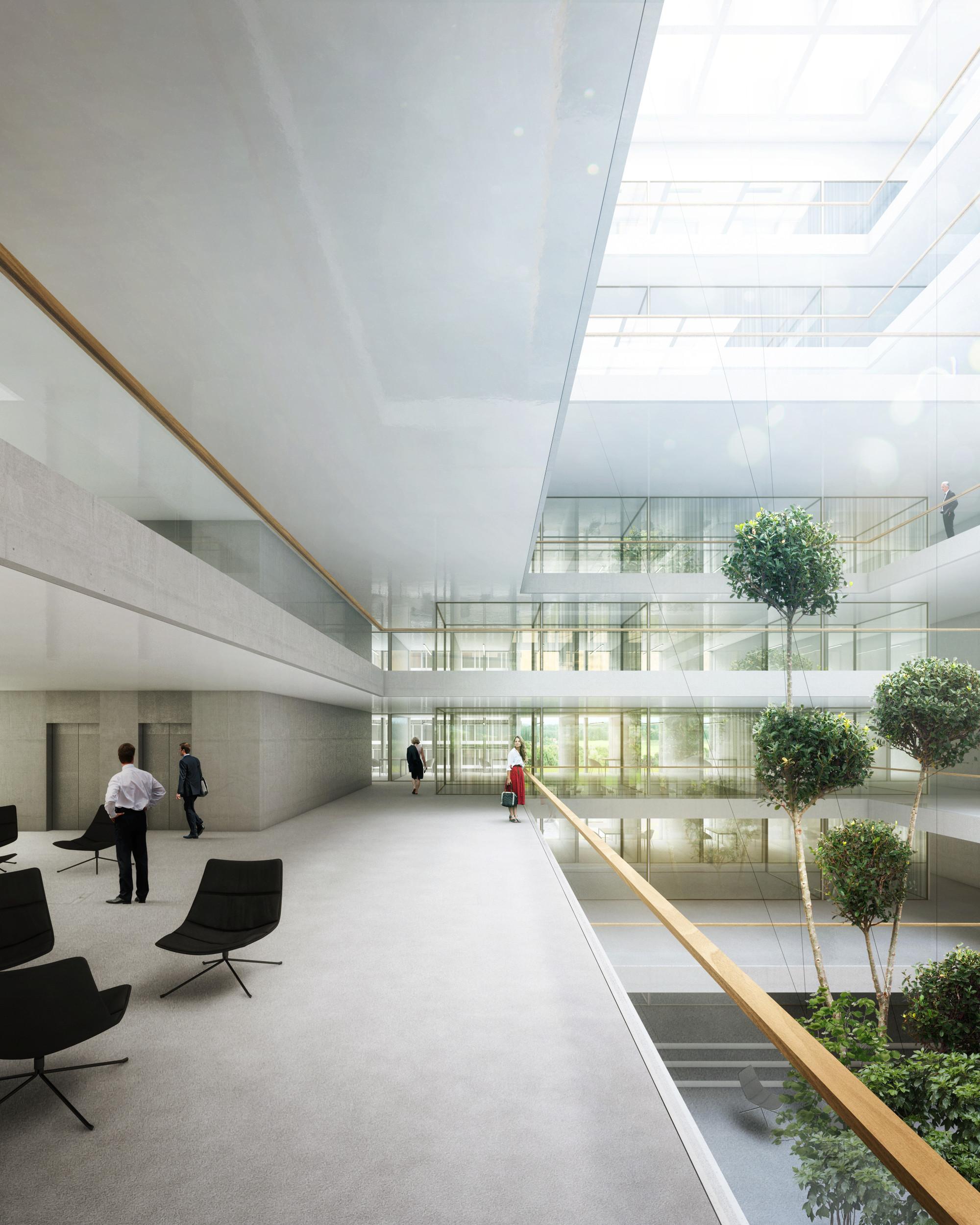 Gallery of berrel berrel kr utler wins competition to for K architecture geneve