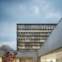 Berrel Berrel Kräutler Wins Competition to Expand WHO's Geneva Headquarters Courtesy of Berrel Berrel Kräutler