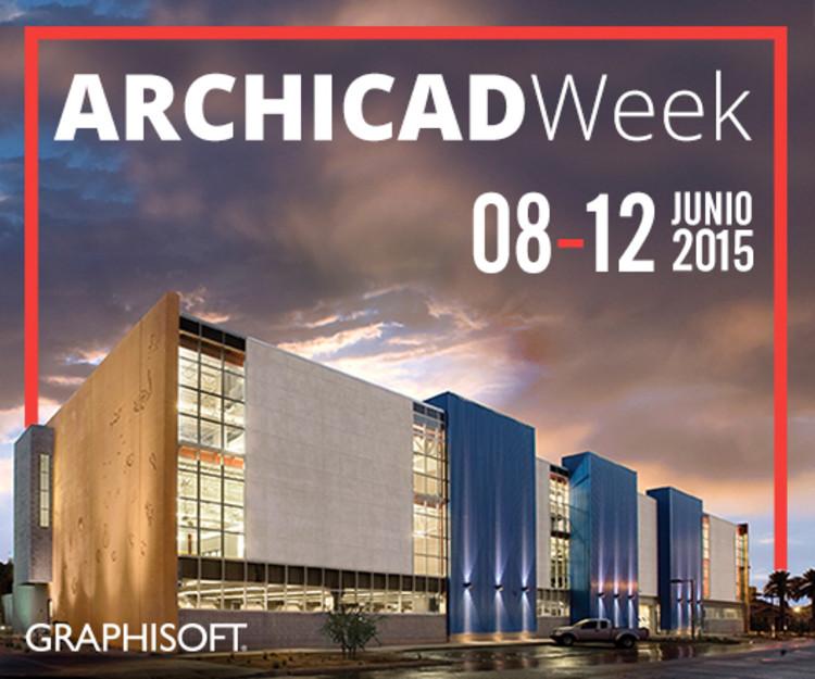 Participa en ARCHICAD WEEK 2015