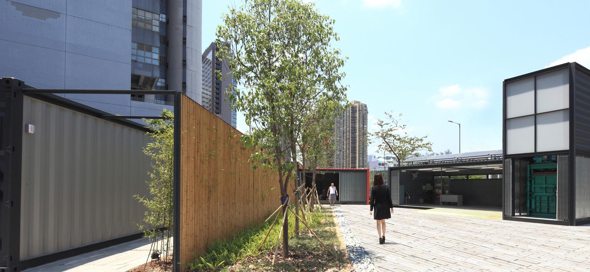 ommunity Green Station / Hong Kong rchitectural Services ... - ^