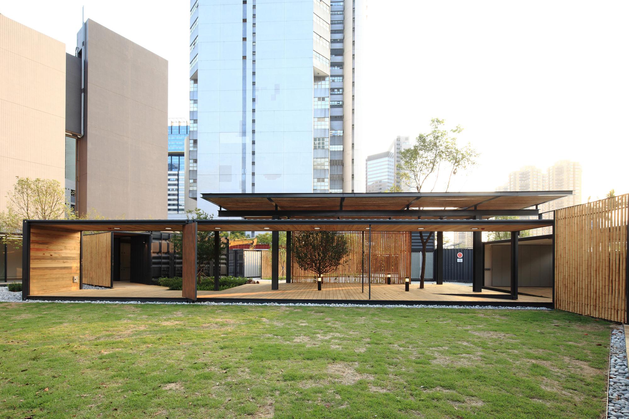 Gallery of ommunity Green Station / Hong Kong rchitectural ... - ^