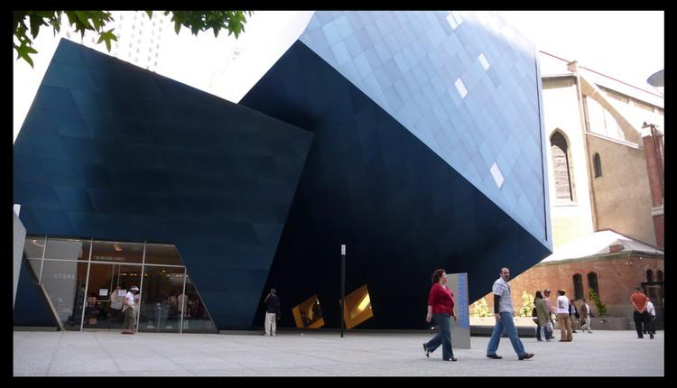 Jewish Contemporary Museum San Francisco. Image © Fernando Herrera