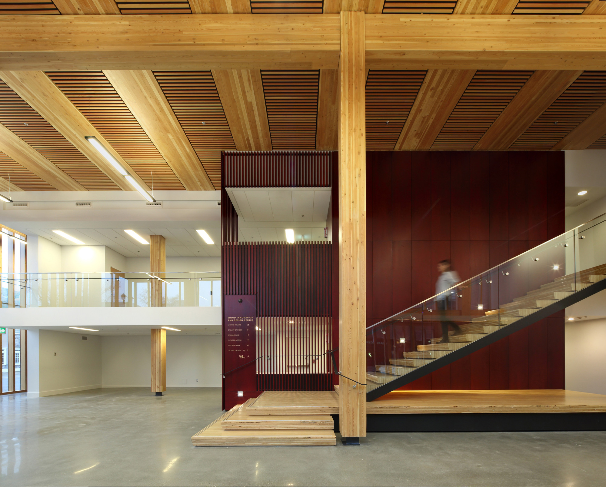 Gallery Of Wood Innovation Design Centre Michael Green