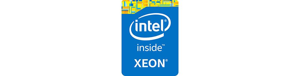 Con Procesador Intel® Xeon®**