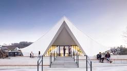 Igreja Algard / Link Arkitektur