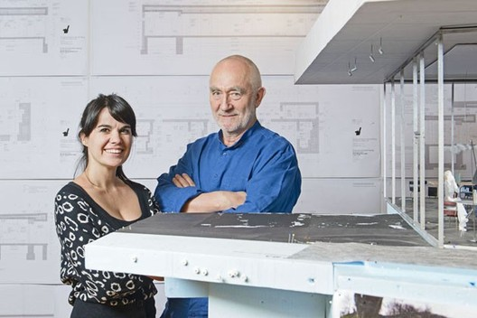 Peter Zumthor y su pupila se presentarán durante el Rolex Arts Weekend en la Ciudad de México