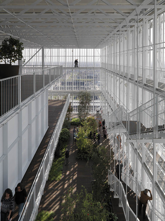 Edificio de Oficinas Intesa Sanpaolo / Renzo Piano Building Workshop, © Enrico Cano
