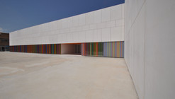Cultural Centre in Montbui / Pere Puig arquitecte