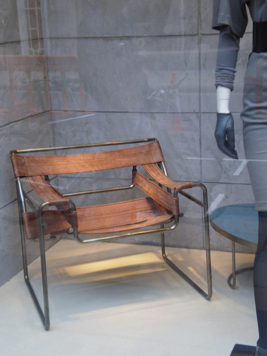 """Wassily"" club armchair, 1926. Image © Flickr user Nurit Gazit licensed under CC BY-SA 2.0"