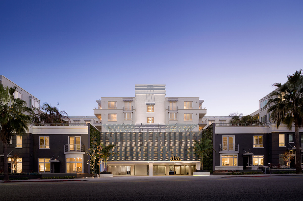 aka. Beverly Hills, CA, USA / Koning Eizenberg Architects. Image Courtesy of TAKTL