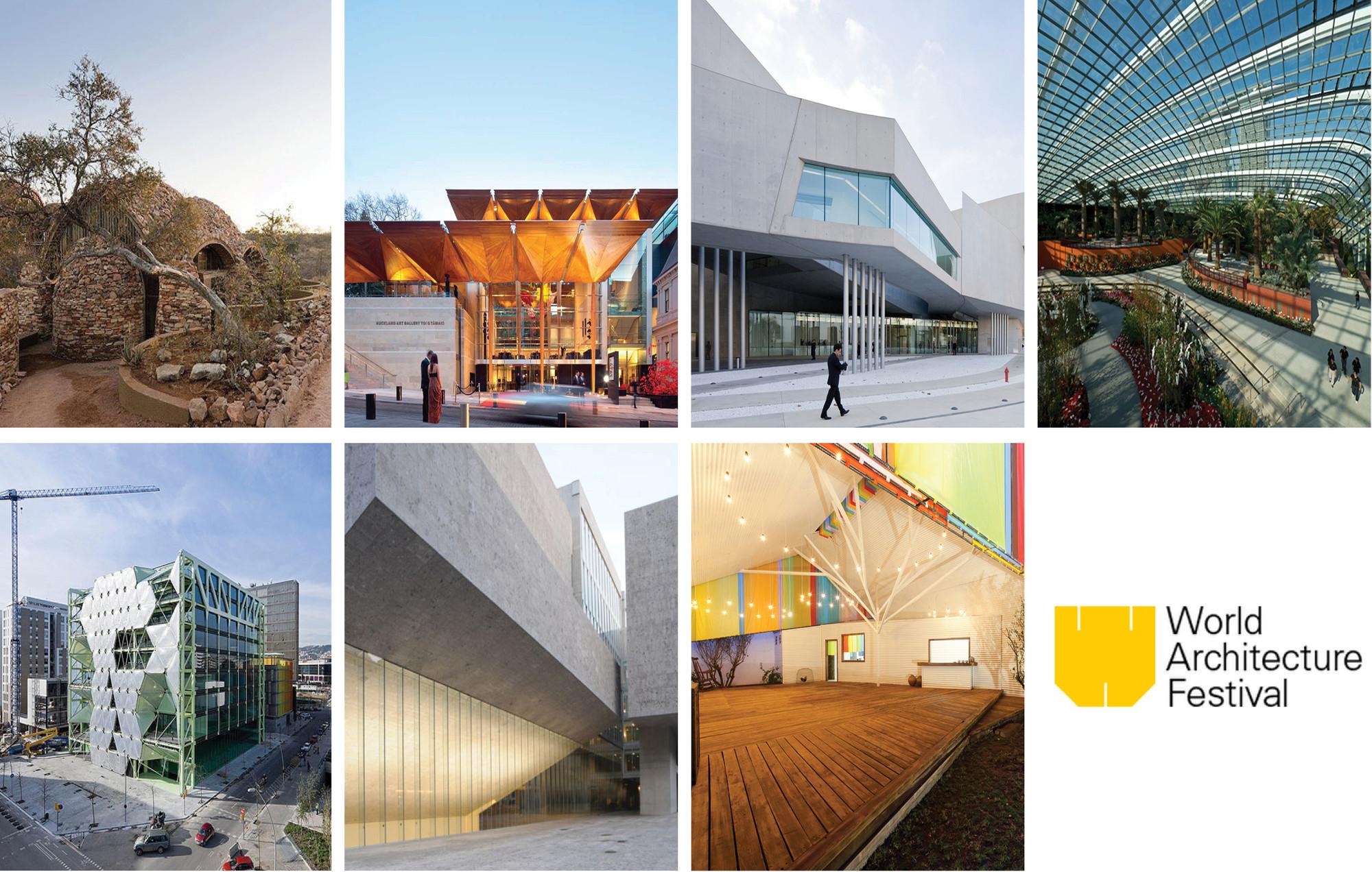 Archivo: Historia de los ganadores del World Architecture Festival, Historia de los ganadores del Festival Mundial de Arquitectura