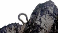 La pasarela de vidrio más larga (y vertiginosa) del mundo se inagura en China