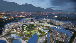 Zaha Hadid Unveils Community-Oriented Housing Project In Monterrey