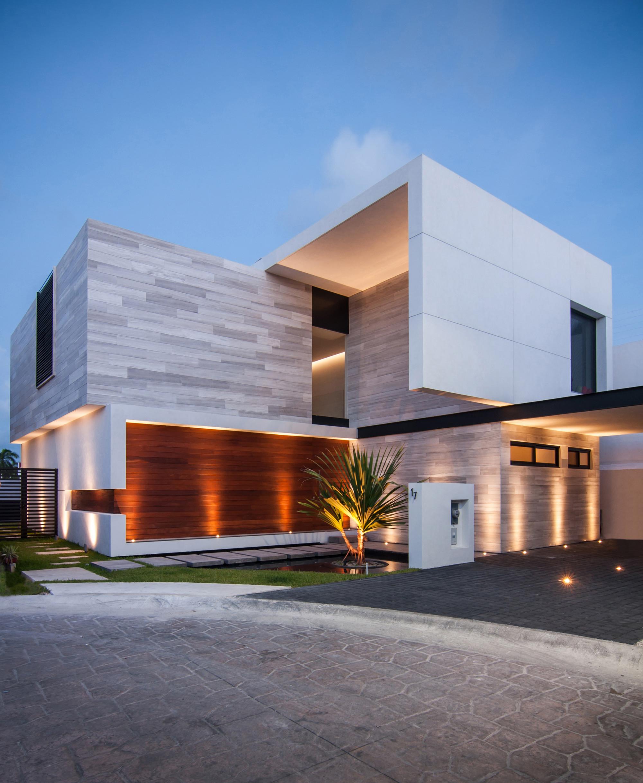 Casa paracaima taff arquitectos archdaily m xico for Casa minimalista 2018